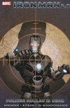 IRON MAN 2.0 TP VOL 01 PALMER ADDLEY IS DEAD