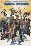 OFFICIAL HANDBOOK OF THE MARVEL UNIVERSE A TO Z VOL 08 HC