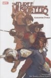 MARVEL ILLUSTRATED THE THREE MUSKETEERS HC *