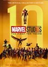MARVEL STUDIOS THE FIRST TEN YEARS THE OFFICIAL COLLECTORS EDITION HC