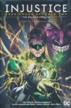 INJUSTICE GODS AMONG US YEAR TWO THE DELUXE EDITION HC