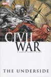 CIVIL WAR UNDERSIDE HC *