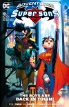 ADVENTURES OF THE SUPER SONS VOL 01 ACTION DETECTIVES SC
