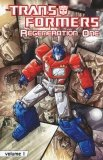 TRANSFORMERS REGENERATION ONE VOL 01 SC (SUPERCENA)