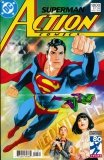 ACTION COMICS #1000 1980S VAR ED (SUPERCENA)