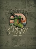 TARZAN THE SUNDAY COMICS 1933-1935 HC (SUPERCENA)