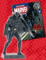 CLASSIC MARVEL FIG COLL MAG #30 BLACK PANTHER