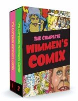 COMPLETE WIMMENS COMIX HC **