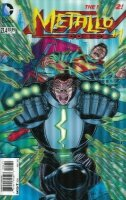 ACTION COMICS #23.4 METALLO
