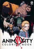 ANIMOSITY COLORING BOOK SC