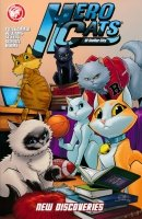 HERO CATS OF STELLAR CITY VOL 02 NEW DISCOVERIES SC