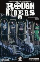 ROUGH RIDERS VOL 02 RIDERS ON THE STORM SC