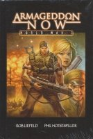 ARMAGEDDON NOW WORLD WAR III VOL 01 HC (DELUXE)