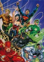 ABSOLUTE JUSTICE LEAGUE ORIGIN HC (SLIPCASE)