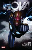 NOVA BY ABNETT AND LANNING THE COMPLETE COLLECTION VOL 01 SC