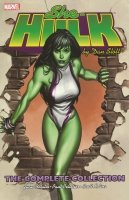 SHE-HULK BY DAN SLOTT THE COMPLETE COLLECTION VOL 01 SC