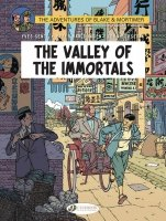 BLAKE & MORTIMER GN VOL 25 VALLEY OF THE IMMORTALS *