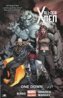 ALL-NEW X-MEN VOL 05 ONE DOWN SC (SUPERCENA przelicznik 2.70)
