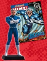 CLASSIC MARVEL FIG COLL MAG #71 QUICKSILVER