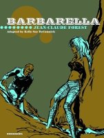 BARBARELLA SUPER OVERSIZED HC