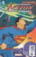 ACTION COMICS #12 VAR ED