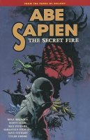 ABE SAPIEN VOL 07 THE SECRET FIRE SC