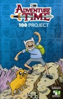 ADVENTURE TIME 100 PROJECT THE HERO INITIATIVE SC