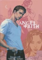 ANGEL AND FAITH SEASON 9 VOL 01 HC
