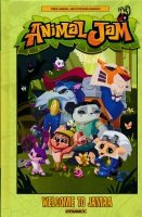ANIMAL JAM WELCOME TO JAMAA HC