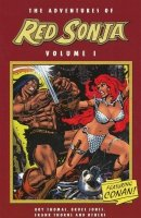 ADVENTURES OF RED SONJA VOL 01 SC (OLD EDITION)