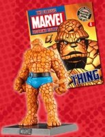 CLASSIC MARVEL FIG COLL MAG #04 THING