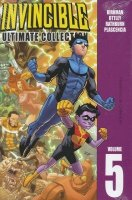 INVINCIBLE ULTIMATE COLLECTION VOL 05 HC (DELUXE)