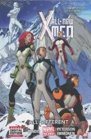 ALL-NEW X-MEN VOL 04 ALL-DIFFERENT HC (SUPERCENA przelicznik 2.40)