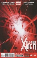 ALL NEW X-MEN #4 NOW