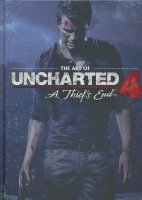 ART OF UNCHARTED 4 A THIEFS END HC