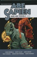 ABE SAPIEN DARK AND TERRIBLE VOL 01 HC (SUPERCENA)