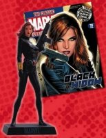 CLASSIC MARVEL FIG COLL MAG #72 BLACK WIDOW