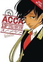 ACCA 13 TERRITORY INSPECTION DEPT GN VOL 05 *