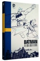 BATMAN THE DARK KNIGHT RETURNS FRANK MILLER GALLERY EDITION HC