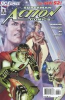 ACTION COMICS #3 VAR ED