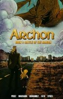 ARCHON VOL 01 BATTLE OF THE DRAGON SC