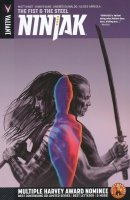 NINJAK VOL 05 THE FIST AND THE STEEL SC
