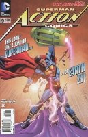 ACTION COMICS #9 VAR ED