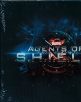 AGENTS OF SHIELD SEASON 4 DECLASSIFIED HC (SLIPCASE)