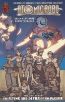 ATOMIC ROBO VOL 07 THE FLYING SHE-DEVILS OF THE PACIFIC SC