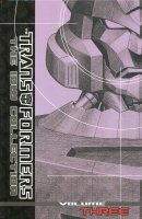 TRANSFORMERS THE IDW COLLECTION VOL 03 HC (DELUXE)