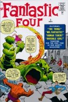FANTASTIC FOUR OMNIBUS VOL 01 HC (DELUXE) (NEW EDITION) (STAN LEE)