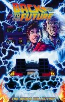 BACK TO THE FUTURE THE HEAVY COLLECTION VOL 01 SC