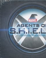 AGENTS OF SHIELD SEASON 1 DECLASSIFIED HC (SLIPCASE)