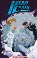 HERO CATS VOL 07 SEASON FINALE SC